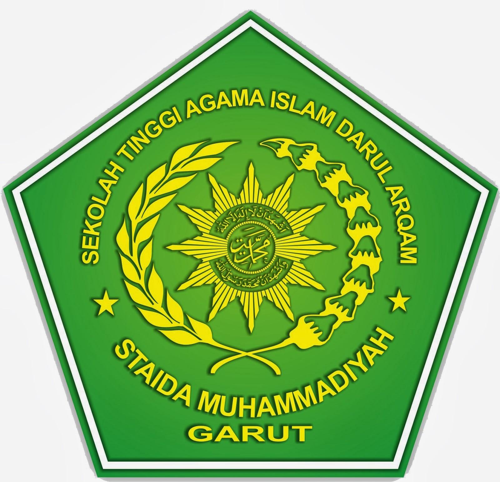 islam is my life's: Logo STAIDA Muhammadiyah Garut